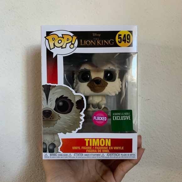 Funko Other - The Lion King Funko POP! #549